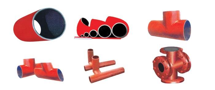 郑州耐磨管道企业签约河北钢铁集团