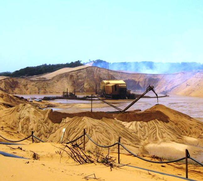 尾矿输送用陶瓷耐磨管 尾矿库的选址问题